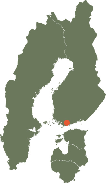 Map Finland office